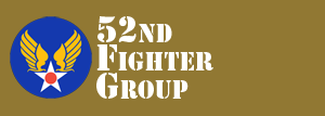 52nd Fighter Group Website Logo